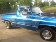 1983 Chevrolet Chevrolet Silverado 1500 2 Door